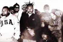Wu-Tang Clan in 1993