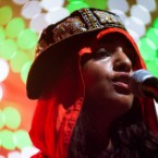 M.I.A. Stares Down Superfans and VIPs Alike at Swank 'Satellite Nights' NYC Show