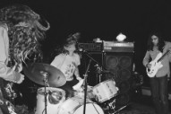 Hear Ty Segall Celebrate His Birthday With Fuzz on Sludgy Live Cut 'You Won't See Me'