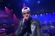 See J. Cole Charm 'Letterman' With String-Laced 'Crooked Smile'