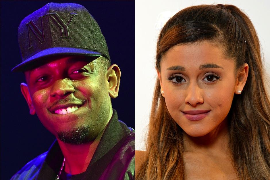 Kendrick Lamar, Grammy, Ariana Grande, Amplifier Center Stage