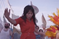 See Thao & the Get Down Stay Down Christen a Bridge in 'The Feeling Kind'