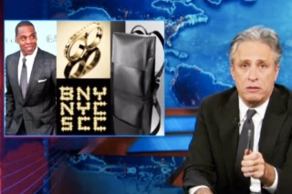 'The Daily Show' Does Jay Z's Barneys Beef Wrong