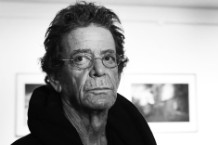 lou reed, laurie anderson, death, velvet underground