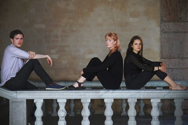 Museum of Bellas Artes, 'Pieces,' album stream