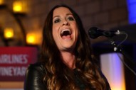 Alanis Morissette Peddling 'Jagged Little Pill' on Broadway in 2014