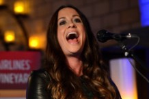 alanis morissette, jagged little pill, broadway