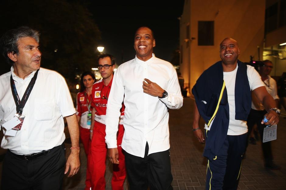 Jay Z, not dead