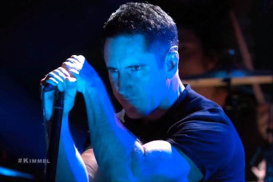 Nine Inch Nails Hint at Biggest Hit in Belated, Grooved-Out Network ...