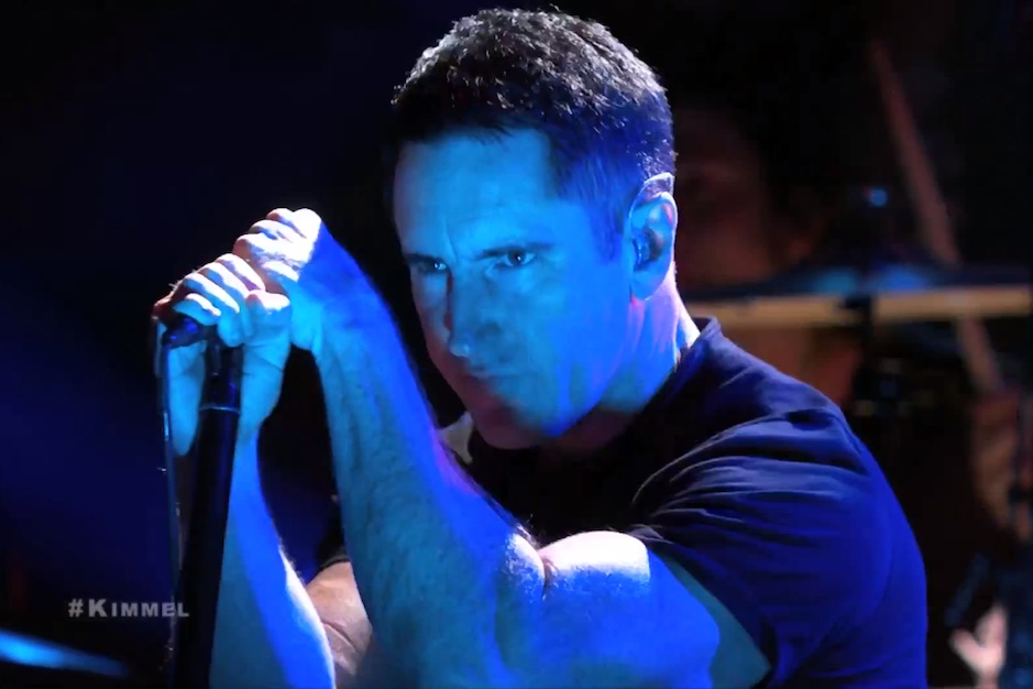 Nine Inch Nails Hint at Biggest Hit in Belated, Grooved-Out Network TV Debut