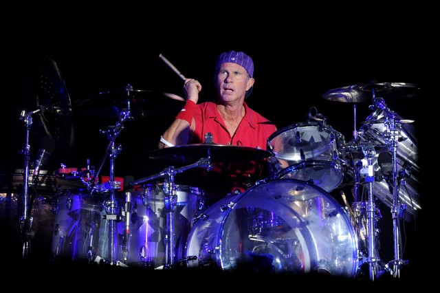 Red Hot Chili Peppers Chad Smith Brazil Soccer Jersey Flamengo