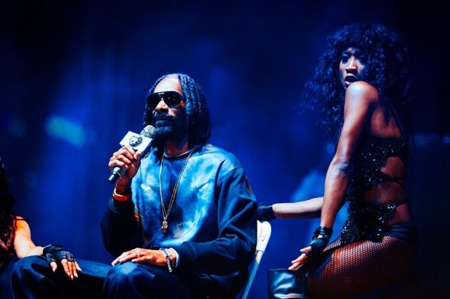 Snoop Dogg at Fun Fun Fun Fest, Austin, November 8, 2013