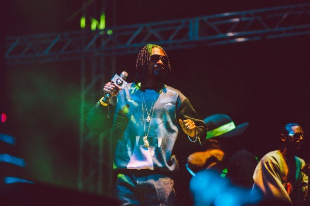 Snoop Dogg at Fun Fun Fun Fest, Austin, November 8, 2013