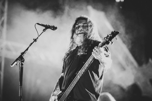 Slayer at Fun Fun Fun Fest, Austin, November 10, 2013 / Photo by Chad Wadsworth