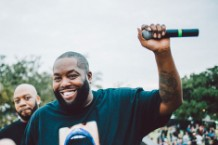 Killer Mike at Fun Fun Fun Fest, Austin, November 10, 2013