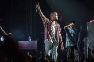 Kanye West Crashes Odd Future Carnival 2013: Camp Flog Gnaw in Photos
