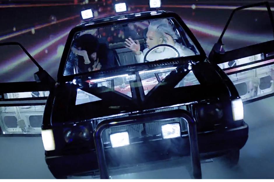 Big Bang's Taeyang Plays 'Tron' in Blockbuster 'Ringa Linga' Video