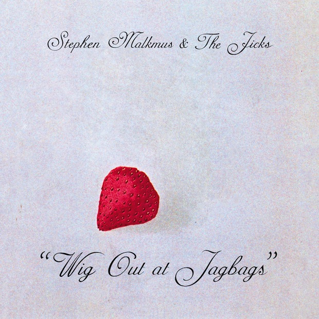 Stephen Malkmus, Jicks, 'Wig Out at the Jagbags,' cover art