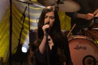 Watch Cults Explore 'High Road' for 'Tonight Show' Debut