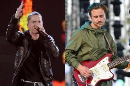 eminem, portugal. the man, marshall mathers lp 2, review