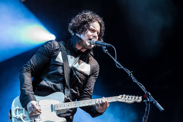 jack white, rockin' legends pay tribute to jack white