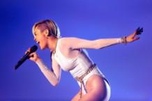 "Miley Cyrus, Lana Del Rey, ""Summertime Sadness,"" BBC Radio 1, Live Lounge, ""Wrecking Ball"""
