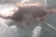 Julianna Barwick Haunts Her Watery 'The Harbinger' Video
