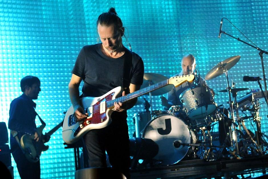 radiohead, supergrass, professional music technology