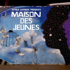 Africa Express, Maison des Jeuenes, cover art