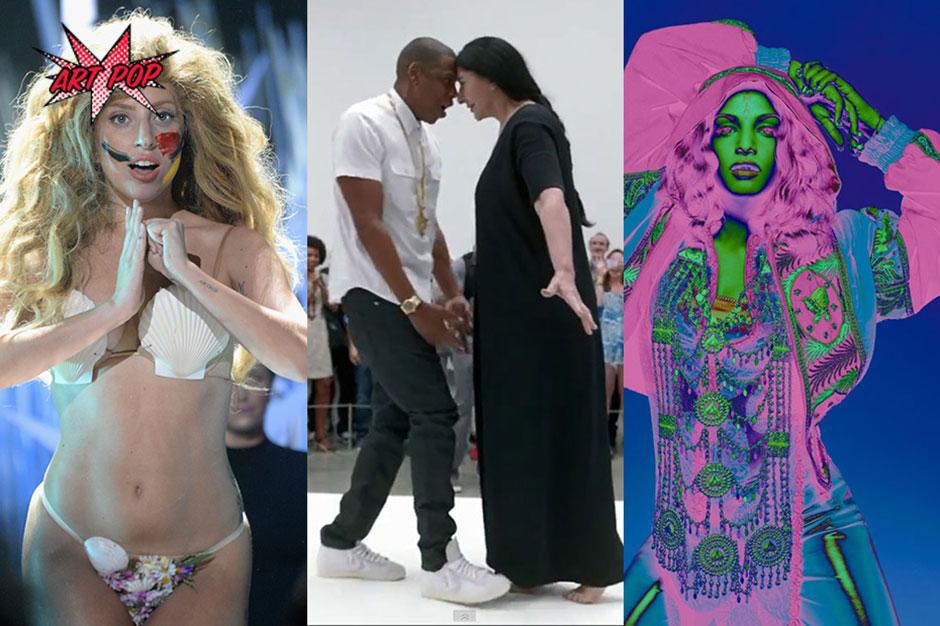 Read SPIN's ARTPOP Issue: Lady Gaga, M.I.A., Basquiat, Yoko Ono, DONDA, Tim Hecker, More
