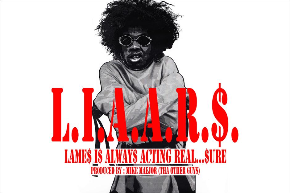 Trinidad James L.I.A.A.R.$. Stream New York Dis