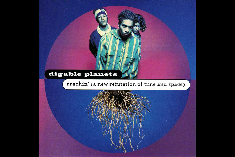Digable Planets, <i>Reachin' (A New Refutation of Time and Space) </i> (Pendulum/Elektra)