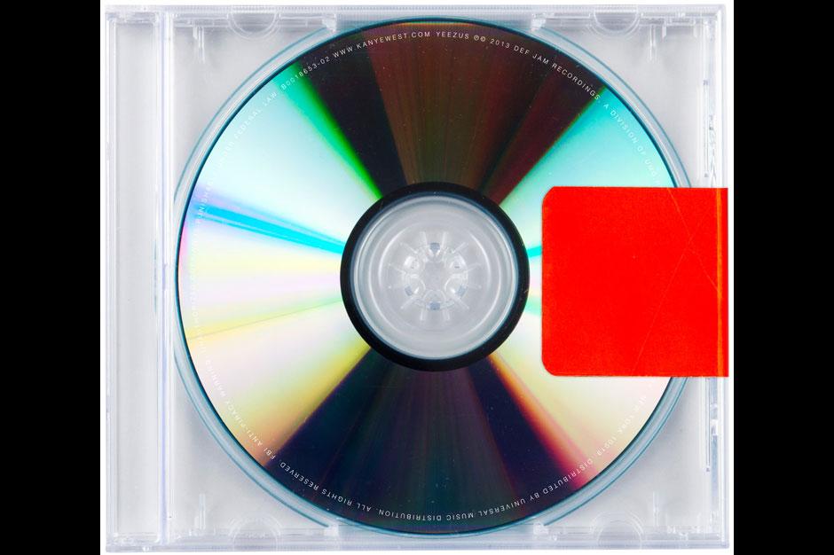 Kanye West, <i>Yeezus</i> (Def Jam)