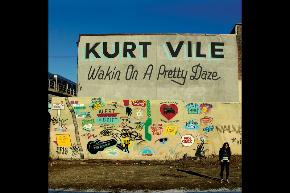 Kurt Vile, <i>Wakin on a Pretty Daze</i> (Matador)