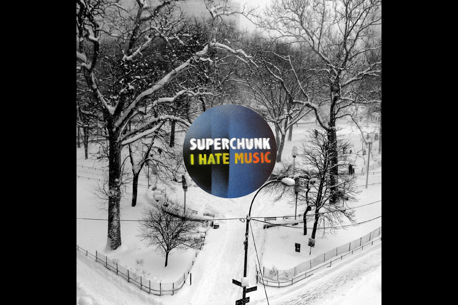 Superchunk, <i>I Hate Music</i> (Merge)