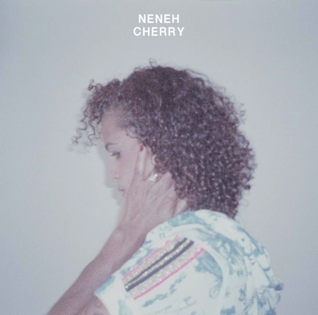 Neneh Cherry, 'Blank Project,' cover art