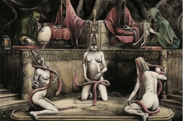 Seven Lions 'Serpent of Old' Nostalghia OWSLA Stream
