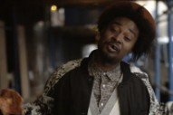 Riffin' and Samplin': Danny Brown Raps Bob Dylan, and Jimmy Page Remixes Biggie