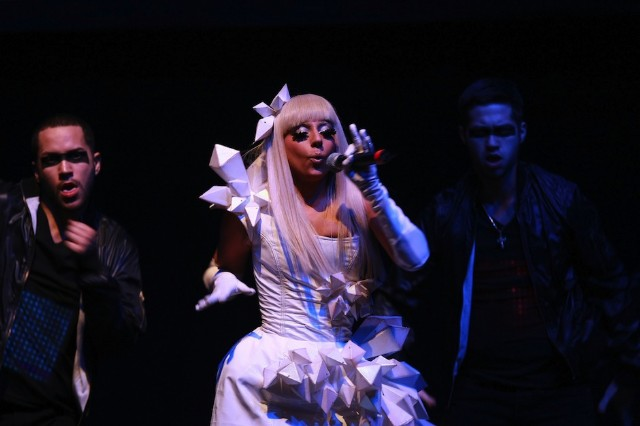 Lady Gaga, Roseland Ballroom, concert, closing