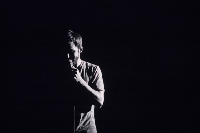 Nils Frahm 'Hammers' Stream Shapes Live Album