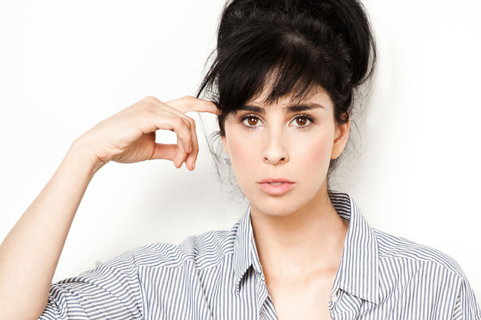 Sarah Silverman Spreads Her Love Between Elvis Costello and Miley Cyrus