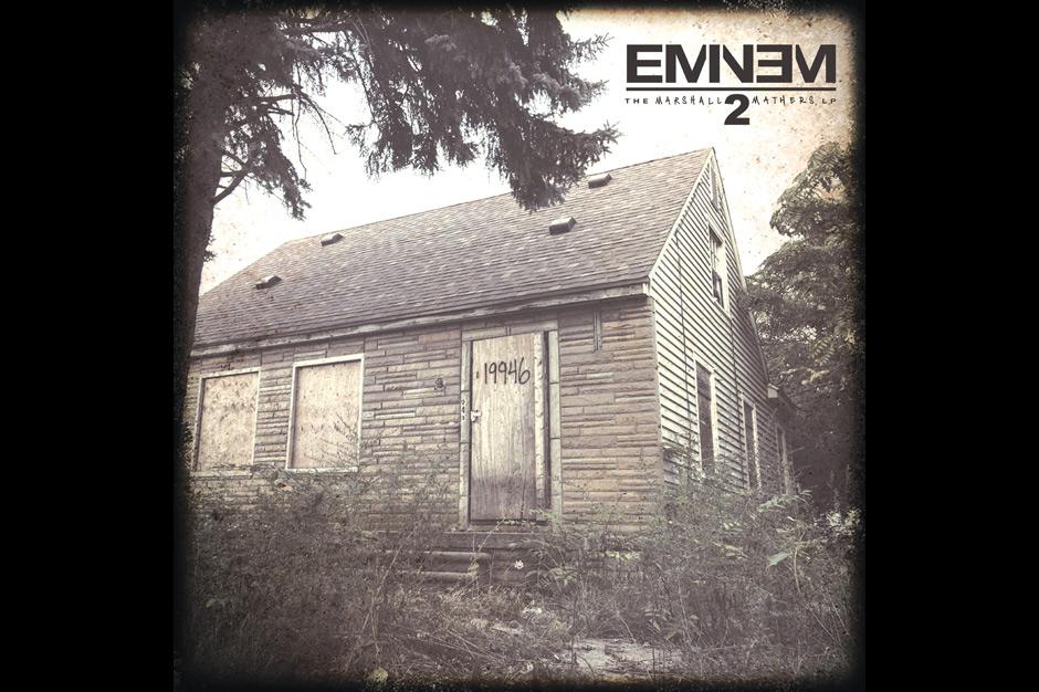 Eminem, <i>The Marshall Mathers LP 2</i> (Shady/Aftermath/Interscope)