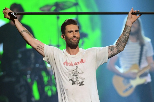Adam Levine Not Sexiest Man Alive People Maroon 5 Hate