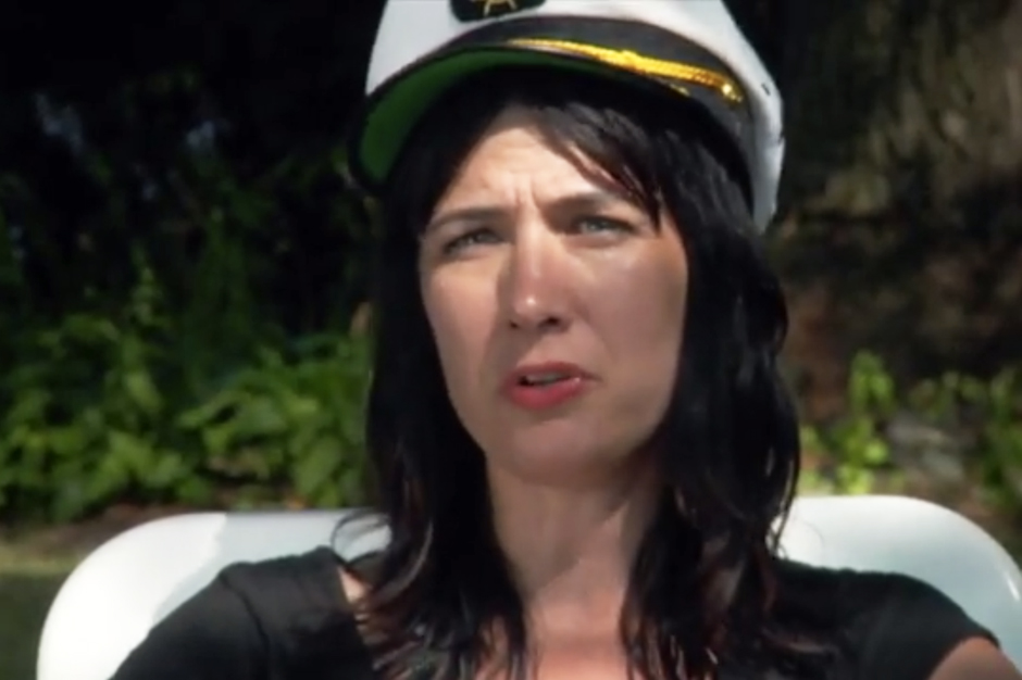 Kathleen Hanna Explains Valley Girl Accent in Documentary Preview