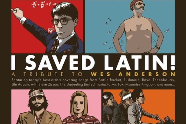 Wes Anderson, tribute, 'I Saved Latin,' Black Francis, Kristin Hersh