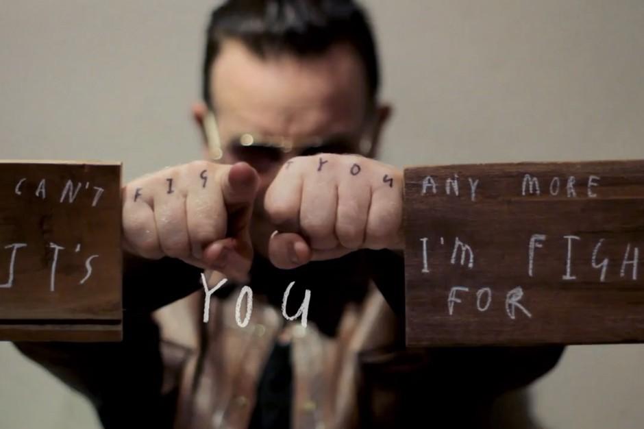 U2 'Ordinary Love' Lyric Video Nelson Mandela Movie