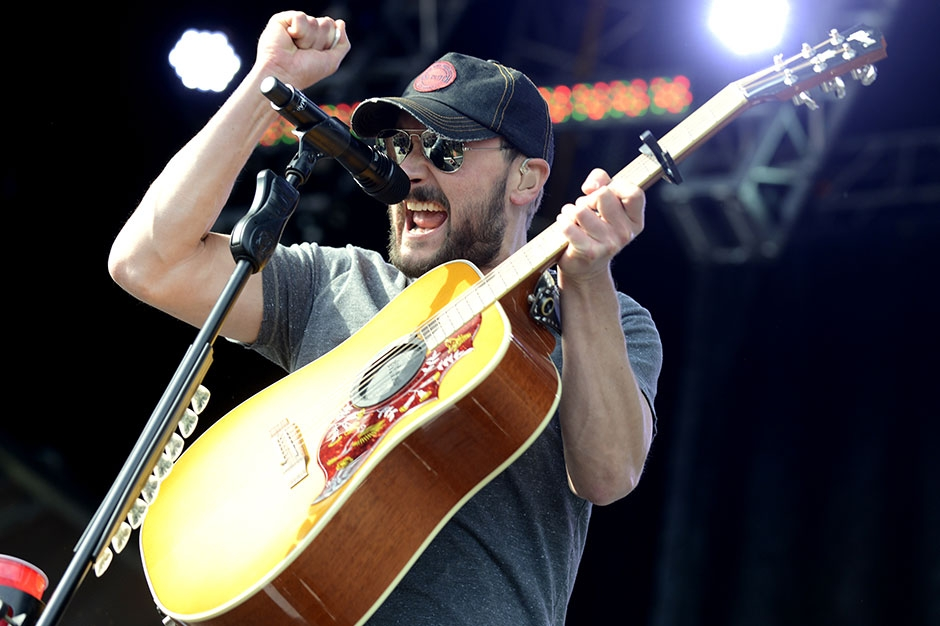 "Eric Church – ""The Outsiders"""