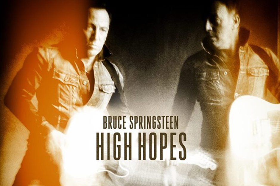 Bruce Springsteen Shares High Hopes For New Album With