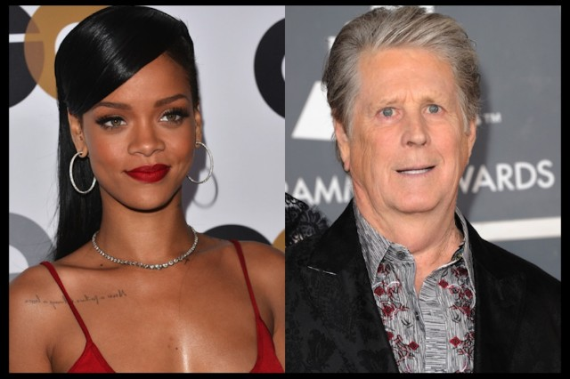 Pandora, Internet Radio Fairness Act, royalties, Rihanna, Brian Wilson