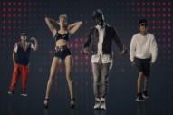 Miley Cyrus Is 'Feelin' Myself' With French Montana, Wiz Khalifa in Will.i.am Video